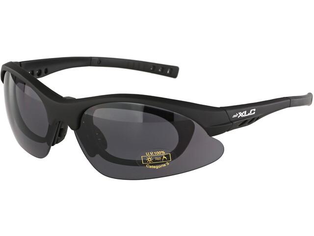 XLC Bahamas SG-F01 Brille schwarz